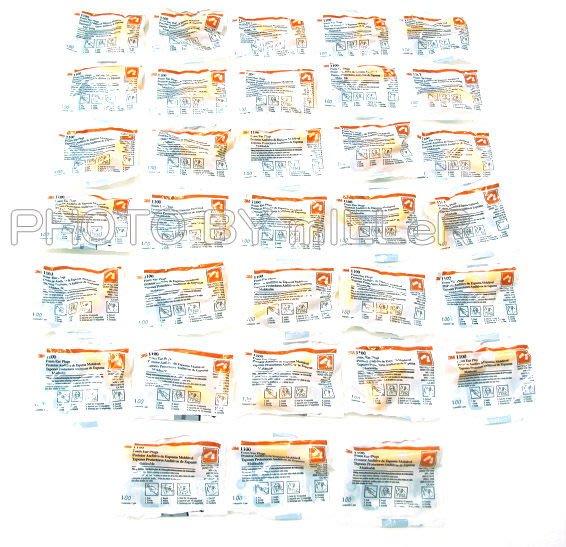 【米勒線上購物】3M 1100 子彈圓錐型無線耳塞 一對(2個) 買30送3 免運 下標區