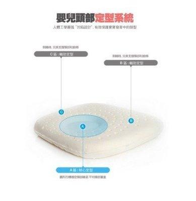 【多娜小鋪】Reverie 嬰幼兒乳膠枕 - 粉紅 29x25x5 公分 /含運只要368元/好市多代購