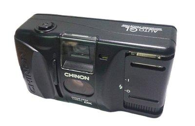 ☆手機寶藏點☆Chinon Auto GL Motorized-Focus 傻瓜相機 功能正常 貨到付款 咖37