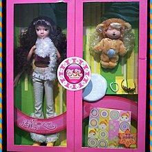 【天天168•特價專案】洋娃娃 可兒---獅子座