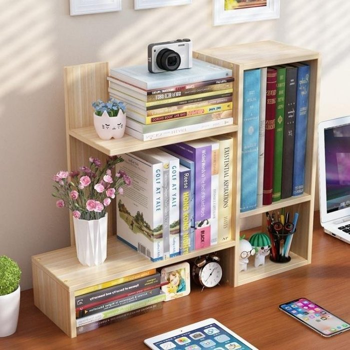 BELOCO 書架—簡易桌上小書架學生用桌面創意兒童置BE655