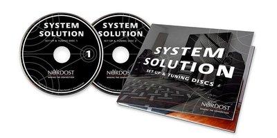 強崧音響 Nordost System Solution – Set-up & Tunung Discs