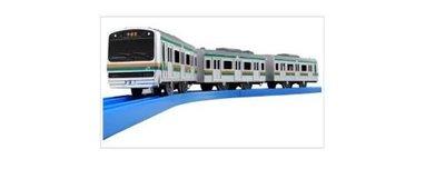 Takara Tomy Plarail Train S-43 Series E231 Suburb Line 郊區線 有聲 日本電動火車模型玩具 #817499