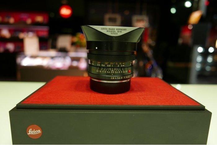 【日光徠卡】Leica Elmarit-R 24mm f/2.8 二手 #350****