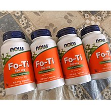US NOW Ho Shou Wu 560mg herbal supplement天然草本何首烏 生髮 烏髮 黑髮 預防白頭髮 防脫髮 機能保健食品 效果非常好
