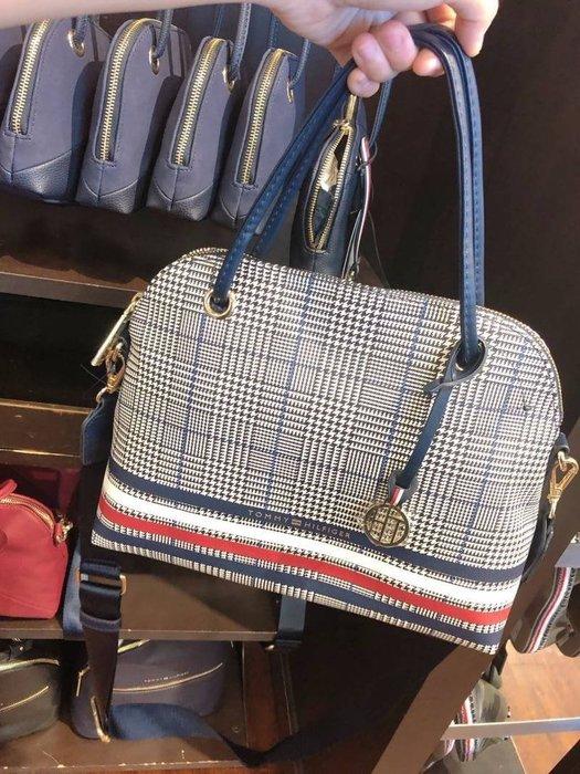 Tommy Hilfiger手拿包 側背包 2用 多色 (預購)東區正品專賣