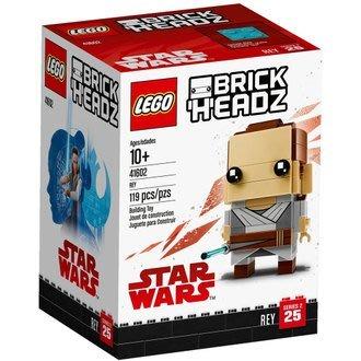 LEGO 樂高積木 Brickheadz積木人偶系列-Rey芮 LT-41602 【小瓶子的雜貨小舖】