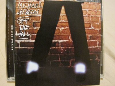 Michael Jackson 麥可傑克森 Off The Wall 牆外(Special Edition)