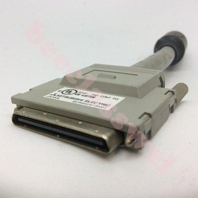 US LISTED MITSUBISHI ELECTRIC 三菱 連接線 連接器 插頭8