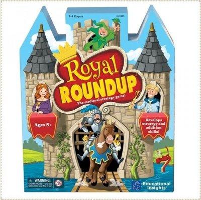 大安殿實體店面 Royal Roundup 騎士大冒險 正版益智桌遊