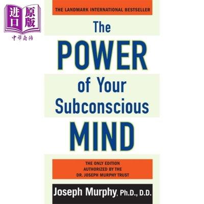 潛意識的力量 Dr. Joseph Murphy英文原版 The Power of Your Subconscious