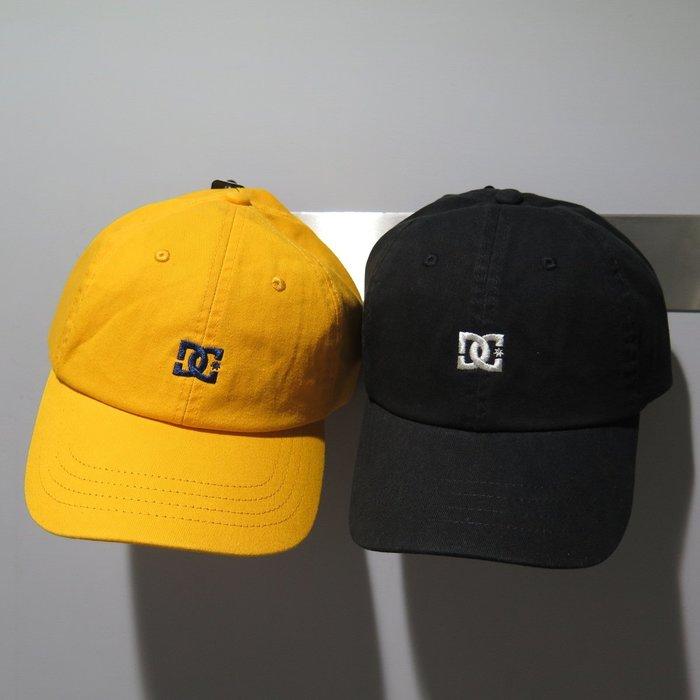 【iSport愛運動】DC  全新正品 LOGO 棒球帽/鴨舌帽 可調  03546- 兩色