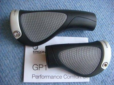{2+2單車生活}全新ERGON GP1-S(窄款)舒適型人間肉球 握把 把手套 一長一短 轉把適用 小折 小徑
