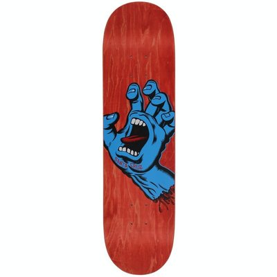 SANTA CRUZ - SCREAMING HAND 8.0 SKATEBOARD DECK 8 滑板 板身
