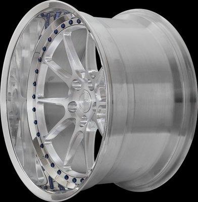 BC FORGED BC鍛造鋁圈  LE Series LE10  雙片段造 18~21吋 客製化 超小ET質設定