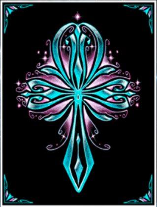 [心靈之音] #81亞特蘭提斯歸返系列:真安卡符文(智慧、悲憫與力量)-能量催化圖-美國進口中文說明