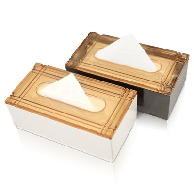 日本面紙盒抽紙盒歐式創意餐巾紙盒簡約客廳車用家用化妝餐桌  〖花樣年華〗
