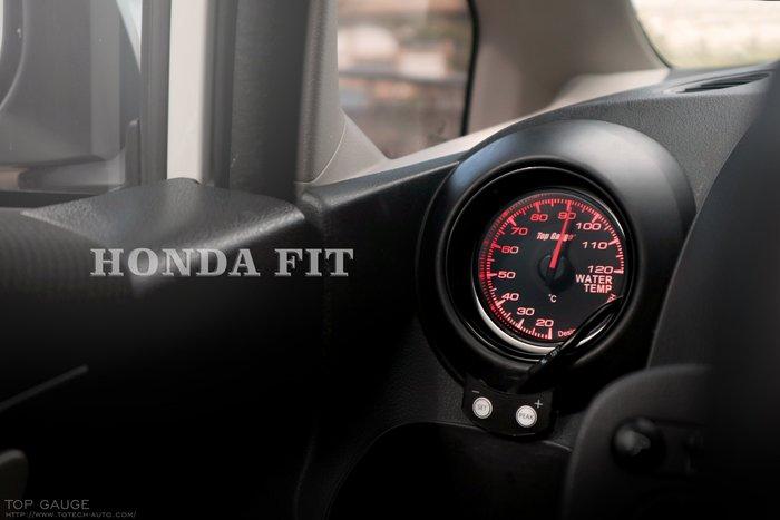 【精宇科技】HONDA FIT 專用冷氣出風口 水溫錶 油壓錶 油溫錶 OBD2 OBDII