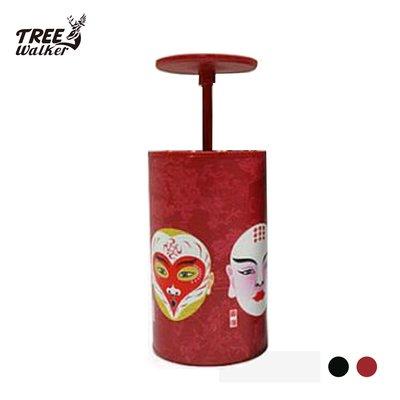 【Treewalker露遊】高級臉譜牙籤筒 高級觸感 西遊記 自動按壓牙籤