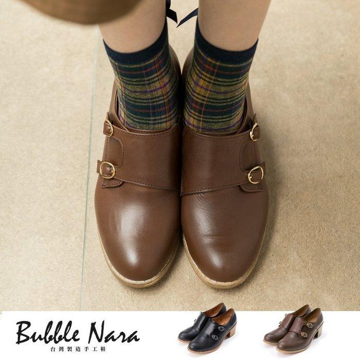 高跟鞋 階梯上跳舞孟克踝靴。Bubble Nara 波波娜拉。哈比人首選,拉長腿型好比例NA342-12