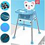 寶寶餐椅 多功能可折疊嬰兒吃飯椅子 便攜式兒童餐桌椅座椅