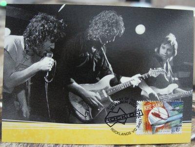 (全新)澳洲2001年-明信片+(郵票...