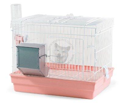 皇冠 ACEPET 愛兔小套房1.5尺 天窗式 兔籠 天竺鼠籠 貂籠#745《附 牧草盒,飲水器》每件 1,090元