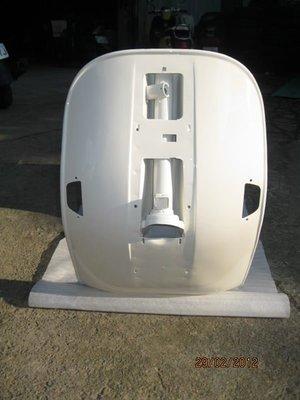 【有間烤漆】機車 偉士牌 烤漆車殼成品 只要12000 (鴉母 VESPA GT200 ET8 ET4 PX150 T5 PX150E  偉士90)