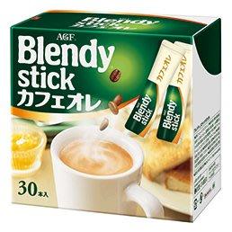 熱銷AGF Blendy Stick咖啡歐蕾 紅茶歐蕾 散裝超值價10入 台北市
