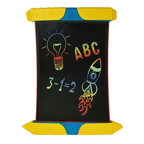 福利品(無外盒商品正常)Boogie Board Scribble n' Play兒童彩色手寫塗鴉板液晶寫字繪圖塗鴉電子