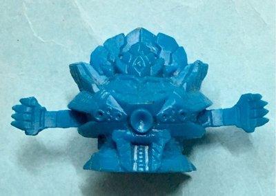 郵寄交收中古扭旦 魔霸 藍色 單色扭蛋 SD 戰國傳 淨色 高達 GUNDAM 元祖1451