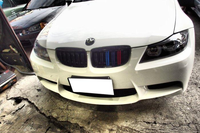 DJD19072708 BMW 寶馬 E90 4門 09+ M3 前保桿套件 依當月報價為準