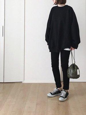 JOURNAL STANDARD GOOD GRIEF系列 內刷薄絨 超寬鬆長袖上衣 (現貨款特價) 新色到
