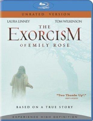 BD 全新美版【驅魔】【The Exorcism of Emily Rose】Blu-ray 藍光