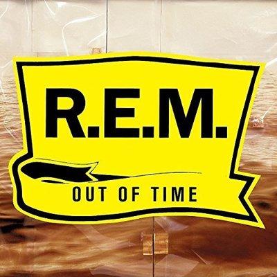 【黑膠唱片LP】落伍 Out Of Time /R.E.M.合唱團 R.E.M. ---7200440