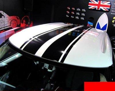 懂車帝 BMW寶馬MINI拉花力帆320專用車頂貼320改裝汽車 貼紙腰線330車機蓋車頂汽車裝飾貼
