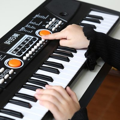 多功能電子琴兒童玩具初學入門3-6-1...