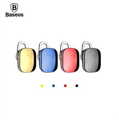 【Baseus 倍思】原廠 Encok A02 單邊藍牙耳機 觸控操作 電鍍亮面一對二連接 無線藍芽耳機 無線耳機