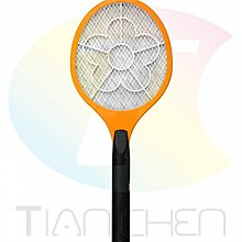 ☆天辰3C☆ 小黑蚊電池式捕蚊拍 耐嘉 ( KINYO ) 特殊超密四層網 3號 (AA) 電池 鐵網