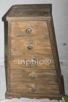 INPHIC-仿舊實木櫃子 5斗櫃
