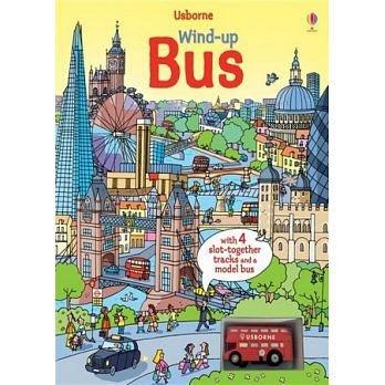 【小米】麥克 Wind-up bus(原文繪本)