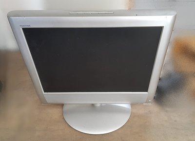 台中樂居二手家具 TV922AJ 東芝TOSHIBA*20吋液晶螢幕*電腦螢幕 顯示器 2手家電買賣【全新中古傢俱家電】