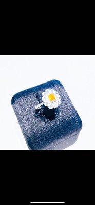 囍喆GIA Fancy Vivid Yellowish Orange 0.31ct天然艷彩黃橘色彩鑽戒;稀有特殊橘色彩鑽(實際售價以來電為準)