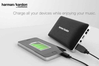 最新二代! 黑色※台北快貨※美國原裝Harman Kardon Esquire Mini 2 攜帶型時尚藍牙無線喇叭