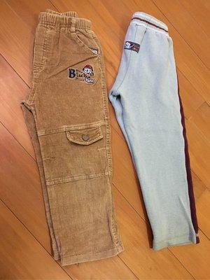 奇哥男童長褲 二件$88運60 120cm