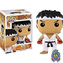AK Toys - Funko POP #137 Street Fighter 街頭霸王 街霸 Ryu Zero Ver.