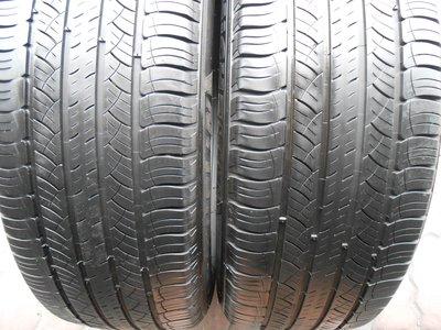 ◎至品中古胎◎優質中古跑胎~225/60/18 米其林 HP SUV 休旅車 專用~含安裝.平衡