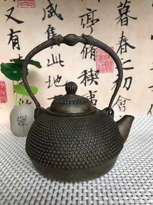 早期老件收藏品 銅雕銅壺 銅雕擺件