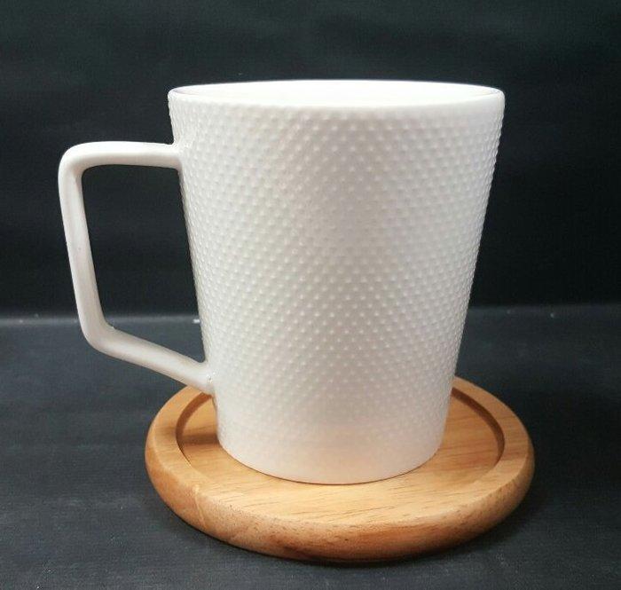 【無敵餐具】陶瓷點點造型馬克杯(250cc) 馬克杯/啤酒杯/拿鐵杯 量多歡迎來電詢價【A0228】