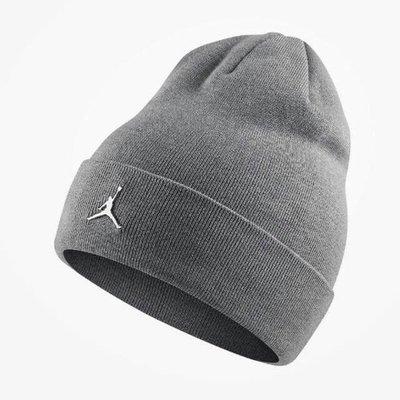 NIKE 耐吉 毛帽 Jordan Beanie 針織帽 喬丹 運動休閒帽 保暖帽 (AA1297-091) $1080
